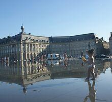 Bordeaux water pavement by graceloves
