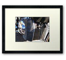 Air Cooled Framed Print