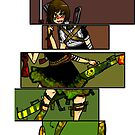 Army colors by 02321
