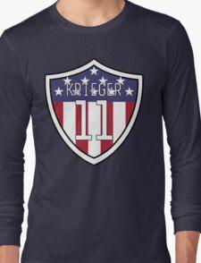 Ali Krieger #11 | USWNT Long Sleeve T-Shirt
