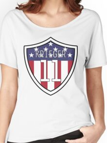Ali Krieger #11   USWNT Women's Relaxed Fit T-Shirt