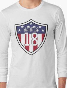 Ashlyn Harris #18   USWNT Long Sleeve T-Shirt