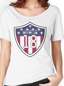 Ashlyn Harris #18 | USWNT Women's Relaxed Fit T-Shirt
