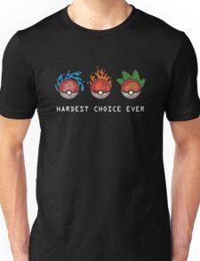 Hard Choices Unisex T-Shirt