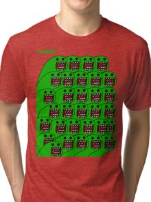 Domo-esque  Tri-blend T-Shirt