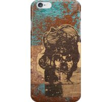 Hairdo iPhone Case/Skin