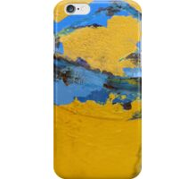 Lemon Scrape iPhone Case/Skin