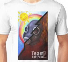 Team Fortress 2 Pyro Unisex T-Shirt