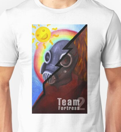 Team Fortress 2 Pyro Unisex T-Shirt