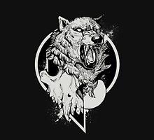 Inktober Wolf  Unisex T-Shirt