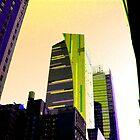 Neon New York by Jane Neill-Hancock
