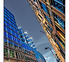 Appold Street skyline by TimConstable
