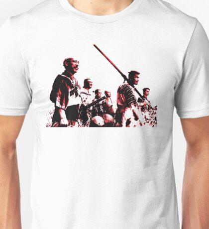 Shichinin no Samurai Unisex T-Shirt