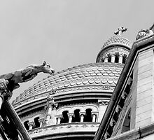 Details of Sacre Coeur by Elizabeth Tunstall