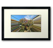 WeatherDon2.com Art 266 Framed Print