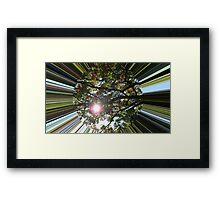 WeatherDon2.com Art 287 Framed Print