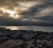Dramatic Shore by pauldwade