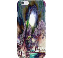 Succulent Bloom iPhone Case/Skin