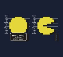 Pac Man Busted! -pixel version-  Kids Clothes