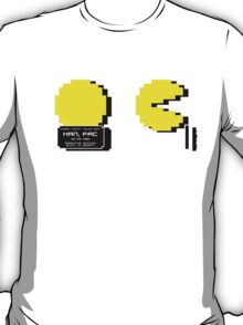 Pac Man Busted! -pixel version-  T-Shirt