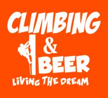 CLIMBING & BEER Kids Clothes