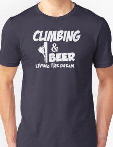 CLIMBING & BEER T-Shirt