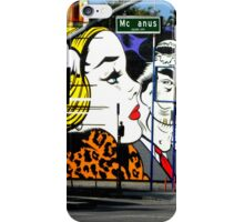 Mc Anus iPhone Case/Skin