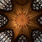 York Chapter House by Elizabeth Tunstall