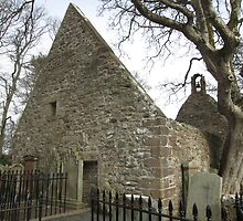 Alloway Auld Kirk, Ayr by MagsWilliamson