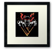 The Fighting Fifth Framed Print
