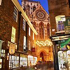 A York Christmas by Mat Robinson