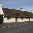 Burns Cottage, Alloway, Ayrshire, Scotland by MagsWilliamson
