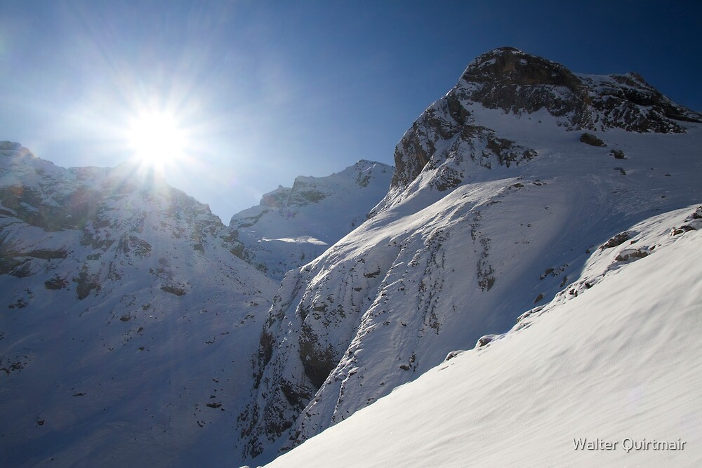 Winter Sun by Walter Quirtmair