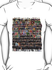 Harry Potter Characters T-Shirt