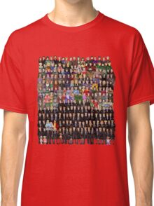 Harry Potter Characters Classic T-Shirt