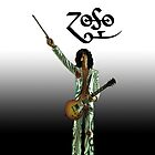 Jimmy Page - ZOSO by Kezzarama