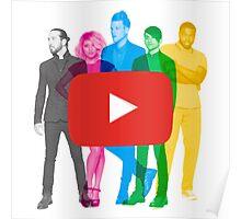 Pentatonix Album Cover/Youtube Poster