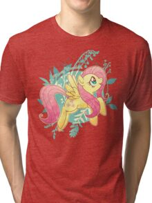 Flutter Nature Tri-blend T-Shirt