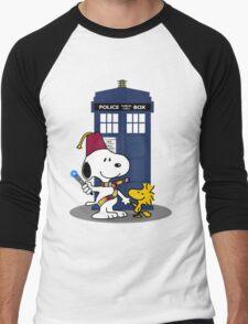 Snoopy Who. Men's Baseball ¾ T-Shirt