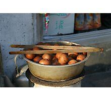 """Breakfast Anyone?"", Beijing Photographic Print"