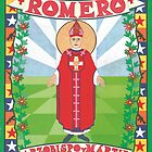 Archbishop Romero Icon by David Raber