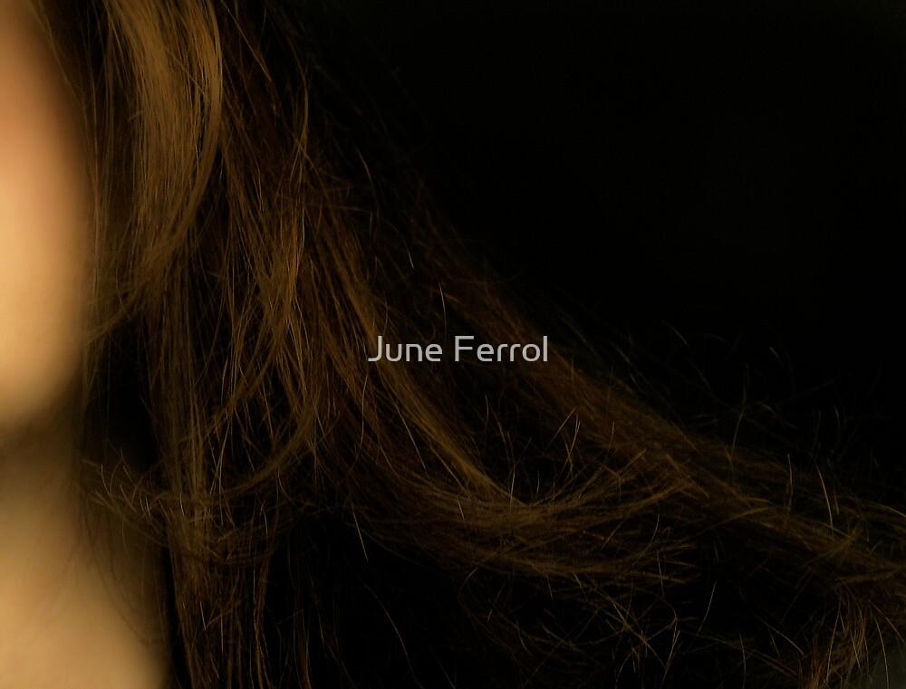 SOMETIMES OBLIVION IS GOOD... by June Ferrol