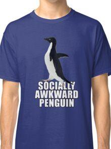 Socially Awkward Penguin [SAP] Classic T-Shirt