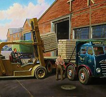 Foden FG6/15 by Mike Jeffries