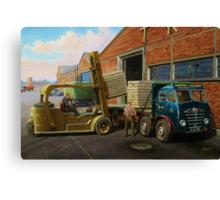 Foden FG6/15 Canvas Print