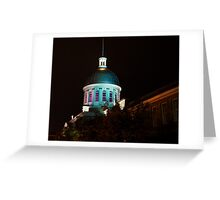 Under the Dome Greeting Card