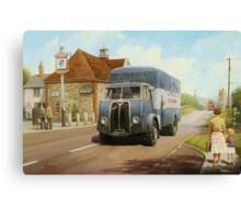 Flavel's Sentinel DV44 Canvas Print