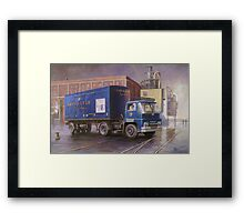 Tate and Lyle's Guy Warrior Framed Print