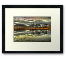 Rannoch Moor, Glencoe, Scotland Framed Print
