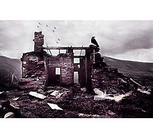 Desolate Beauty Photographic Print